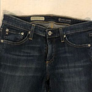 AG Jeans - the Stevie Crop; Size 27